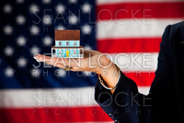 Politician: Housing Industry Concept Stock Photography Content by Sean Locke