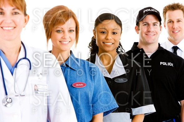 Occupations: Focus on Housekeeper Stock Photography Content by Sean Locke