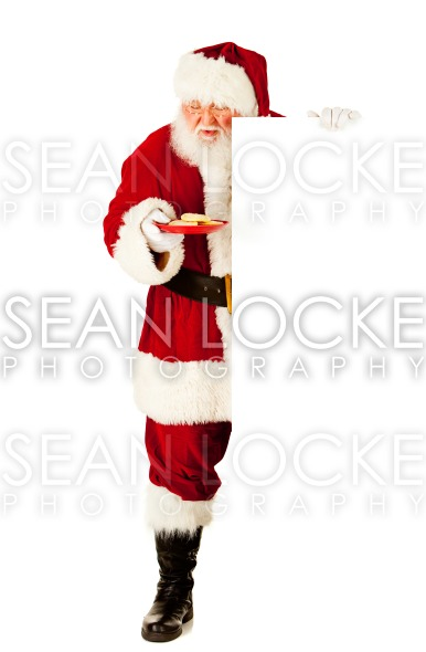Santa: Stock Photography Content by Sean Locke