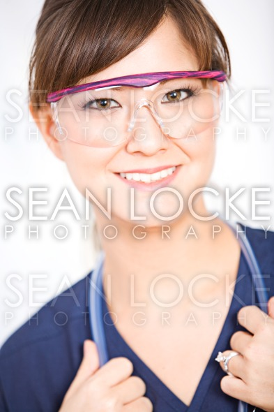 Nurse: Stock Photography Content by Sean Locke