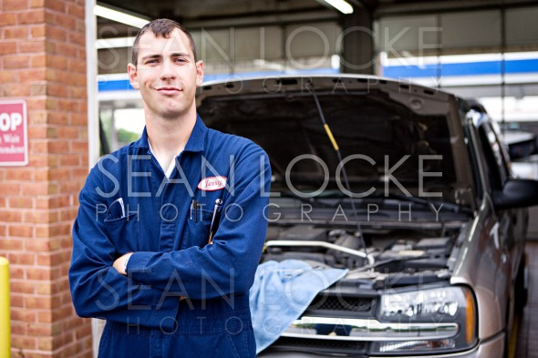Mechanic: Stock Photography Content by Sean Locke