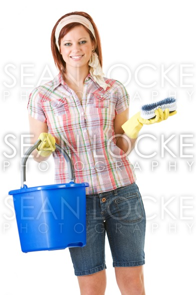 Cleaning: Stock Photography Content by Sean Locke