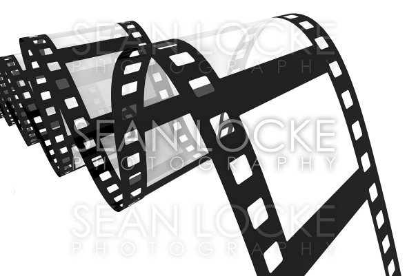 3d: Film Stock Photography Content by Sean Locke