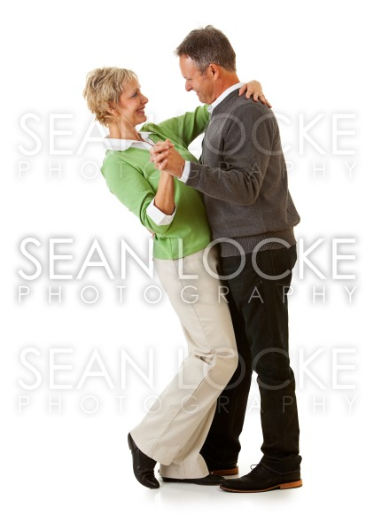 Couple: Man and Woman Dancing Together Stock Photography Content by Sean Locke