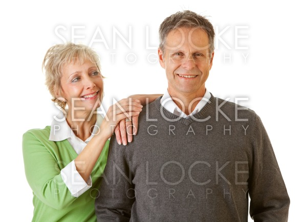 Couple: Confident Smiling Man Stock Photography Content by Sean Locke