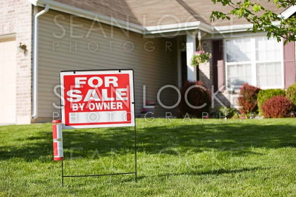 Home: For Sale By Owner Stock Photography Content by Sean Locke