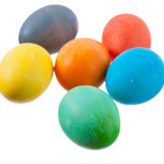 Series of images with Easter Eggs for the annual Spring holiday.